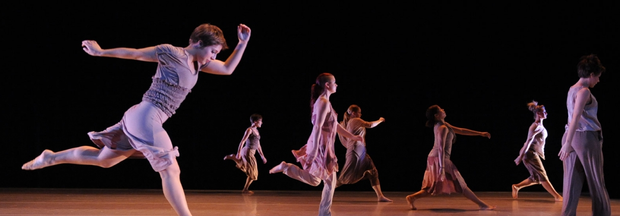 Dancers performing at Dance Gala