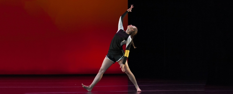 Juliet Remmers performing Dancers in Company 2020